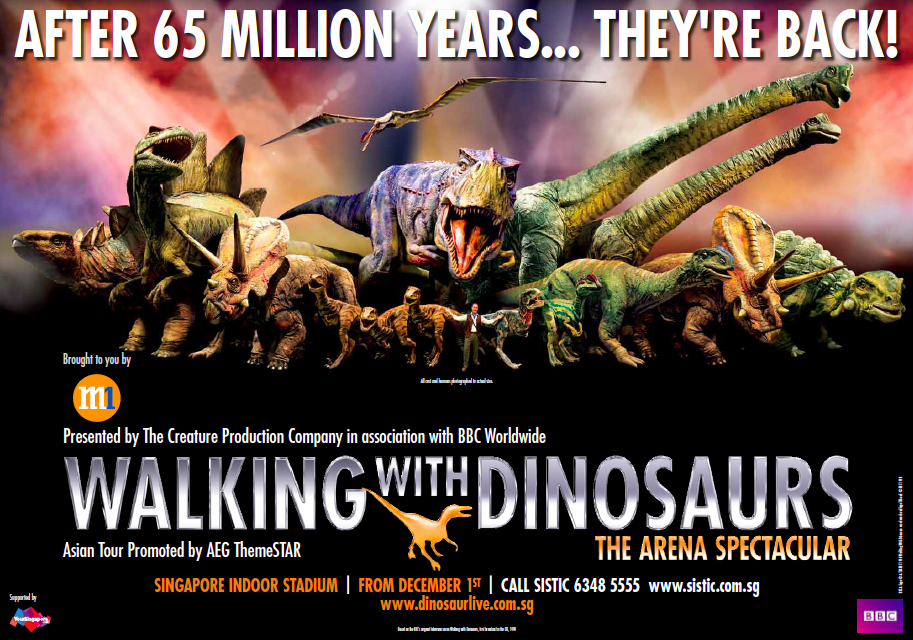Walking-With-Dinosaur_s_Wallpaper