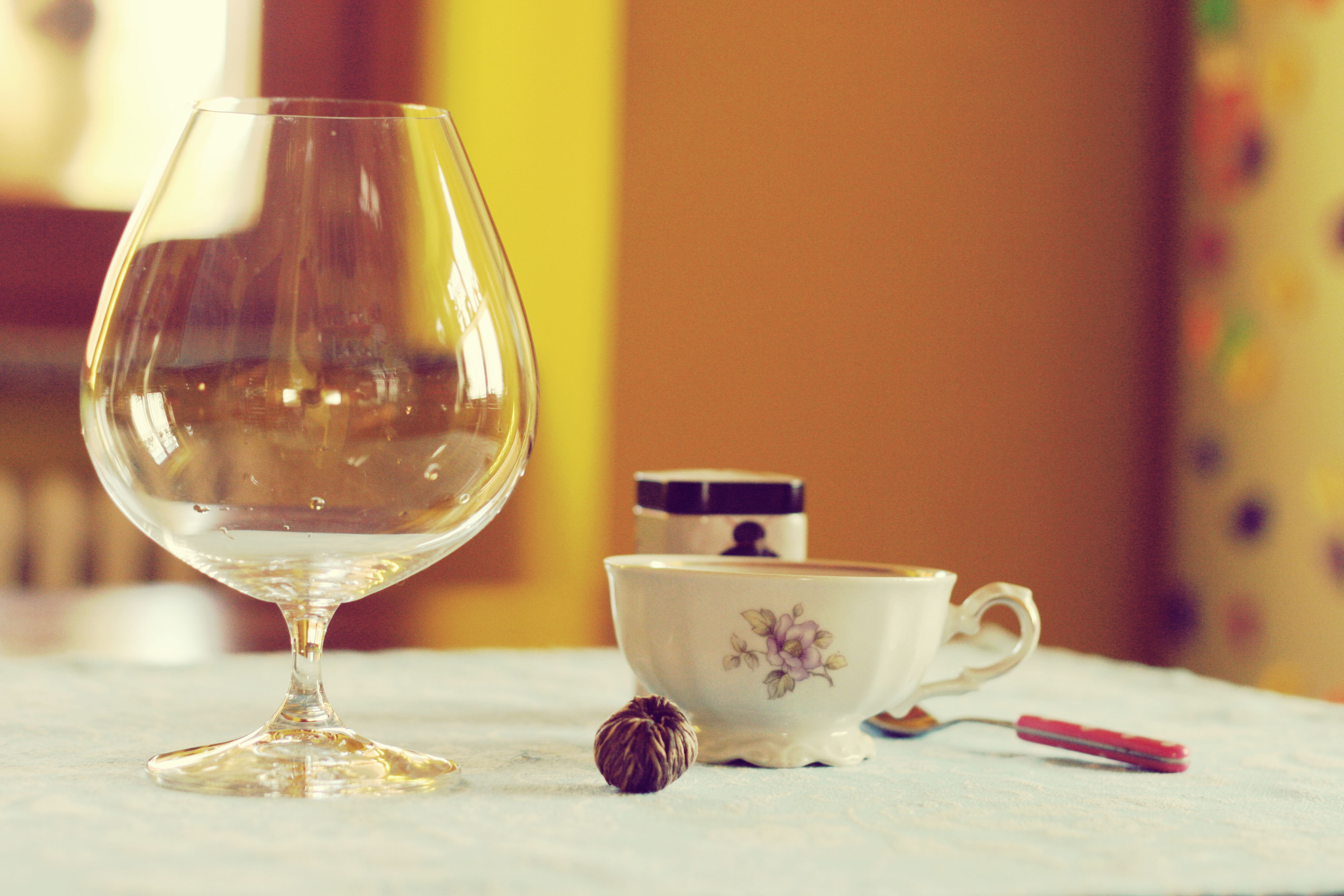 flower of tea